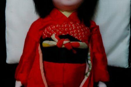 お店の新しいお仲間…ふっくら市松人形!