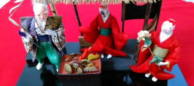 雀のお宿、古い人形…非現実的な世界