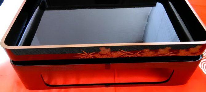 畳の上の風景が目に浮かびます…中蓋盆