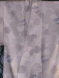 織りと染めの両方を楽しめます…白大島紬