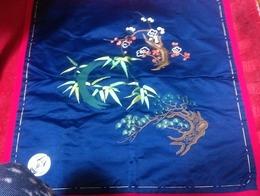 加賀のかけ袱紗…とても美品明治のもの