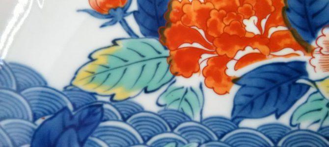 高台高く、特徴は鍋島焼