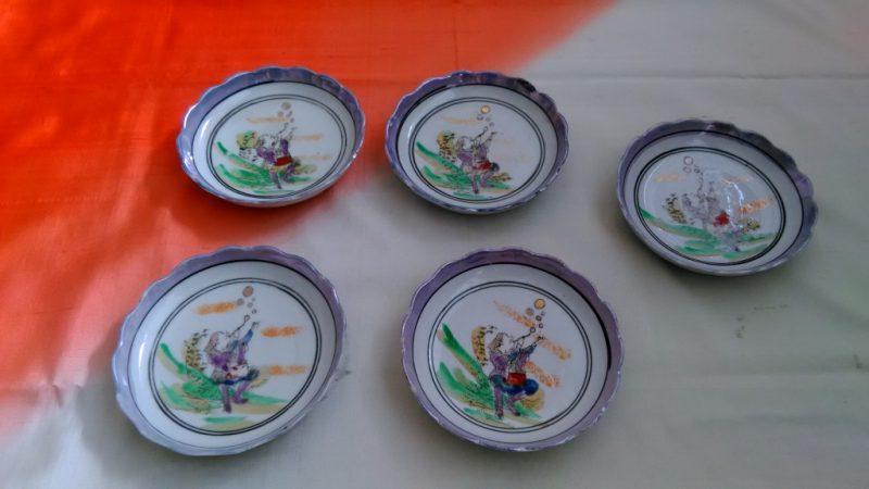 シャボン玉皿