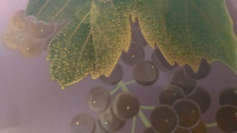 輪島塗のプレート