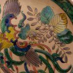 九谷焼の小皿