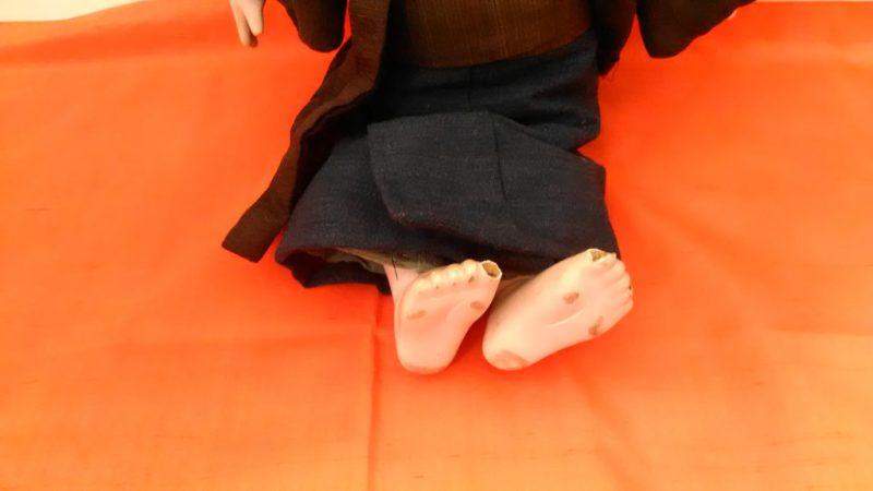 市松人形男の子