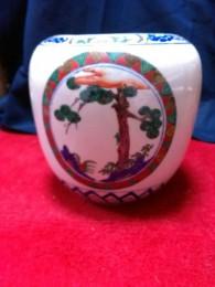 九谷焼火鉢横