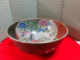 九谷焼鉢1