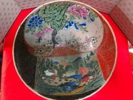 九谷焼鉢2