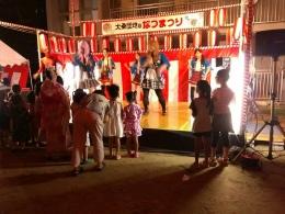 大桑団地夏祭り